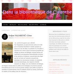 Dans la bibliothèque de Cléanthe