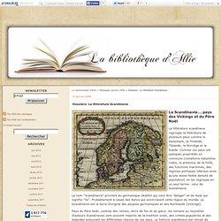 Dossiers: La littérature Scandinave - La bibliothèque d'Allie