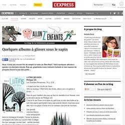 Littérature jeunesse – Allonz'Enfants est un blog de découverte de livres pour enfants.