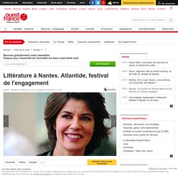 article de journal Atlantide