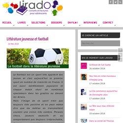 Littérature jeunesse et football