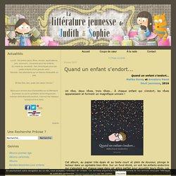 album - La littérature jeunesse de Judith et Sophie