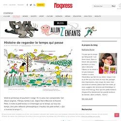 Allonz'Enfants, le blog littérature jeunesse de Nathalie Riché