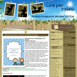 Littérature jeunesse en format numérique et audio
