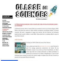 Litterature jeunesse - CLASSE DE SCIENCES.COM