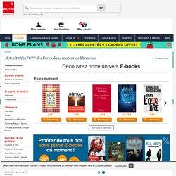 Ebooks - Librairie numérique Decitre