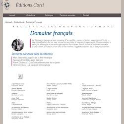 Éditions José Corti