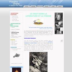 Les chats et la litterature française, zola, maupassant, colette, boris vian