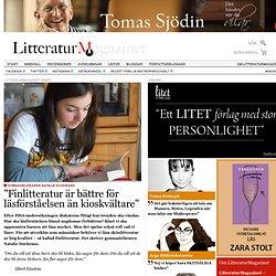 """""""Finlitteratur är bättre för läsförståelsen än kioskvältare"""""""