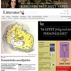 Recension av Vår kamp : feministiska noveller, Antologi: Feministiska novellpärlor