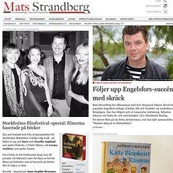 Stockholms filmfestival-special: filmerna baserade på böcker - LitteraturMaga...
