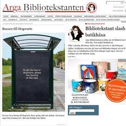 Bussen till Hogwarts - LitteraturMagazinet, Sveriges största litterära magasin