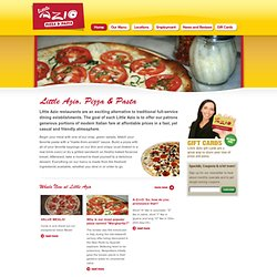 Little Azio Pizza & Pasta
