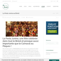 La Festa Junina au Brésil