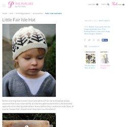 Little Fair Isle Hat