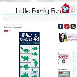 Build a Dinosaur!