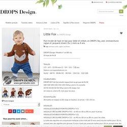 Little Fox / DROPS Baby 36-14