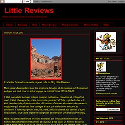 Little Reviews