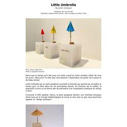 Little Umbrella - Julien Levesque - 2013