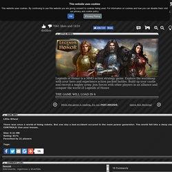 Little Wheel - Free Online Games at FastGames.com