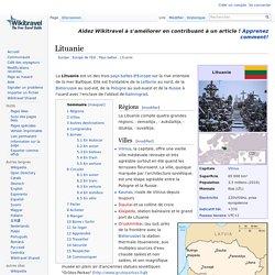 Lituanie — Wikitravel