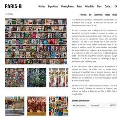 LIU BOLIN - GALERIE PARIS-BEIJING