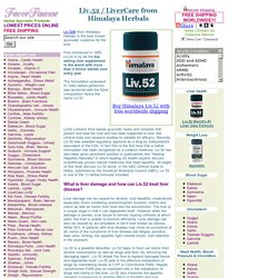 Liv.52, Liv 52 Information and Research