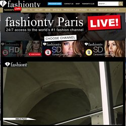 Live Fashion - FashionTV Network