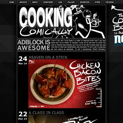 Now youre cooking with comics. - StumbleUpon