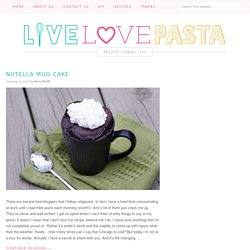 livelovepasta | Not just a food blog.