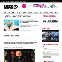 Live Mag Short Story Competitions