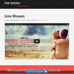 Live Stream - The Rising