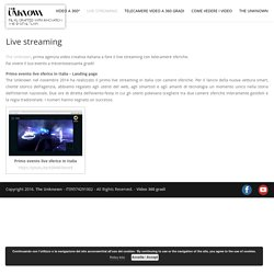 Live streaming - Video 360 Italia