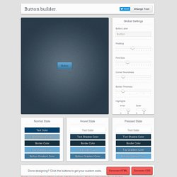 Live Tools - Button Builder
