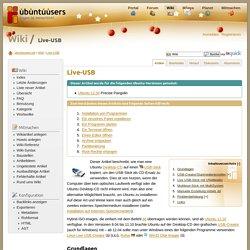Live-USB › Wiki › ubuntuusers.de