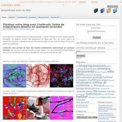 Livebrush: faites de magnifique dessins en quelques secondes