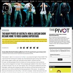 The Many Pivots Of Justin.tv: How A Livecam Show Became Home To Video Gaming Superstars
