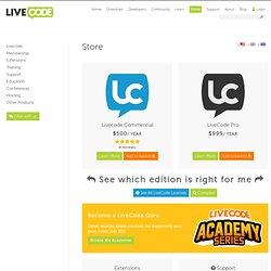 LiveCode - RunRev