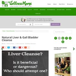 Liver & Gall Blader Cleanse Recipe