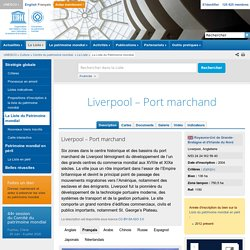 Liverpool – Port marchand
