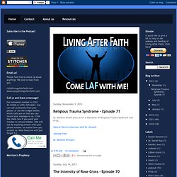 Living After Faith