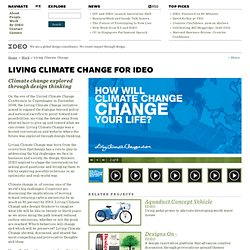 Living Climate Change | Fresh Thinking About Our Future