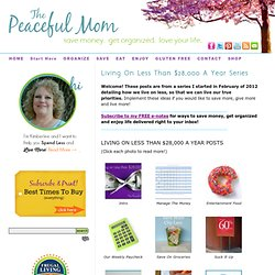 The Peaceful Mom