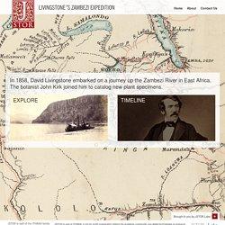 Livingstone's Zambezi Expedition