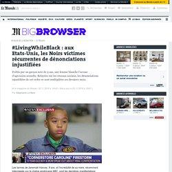 #LivingWhileBlack: aux Etats-Unis, les Noirs victimes récurrentes de dénonciations injustifiées