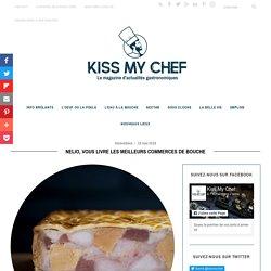 Nelio livraison produits d'exception enfin disponible à Paris - Kiss My Chef