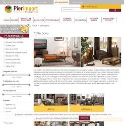 Achat meubles en bois massif, livraison gratuite pas cher pour votre intérieur - Pierimport