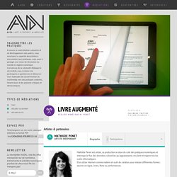Livre augmenté - Médiations - AADN