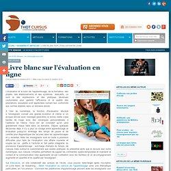 Livre blanc sur l'évaluation en ligne