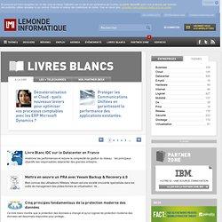 Livre Blanc Informatique et IT Pro